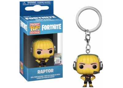 Μπρελόκ Funko Pop! Keychain - Fortnite - Raptor