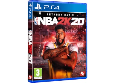 PS4 Used Game: NBA 2K20