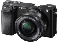 Mirrorless Camera Sony a6100 ILCE-6100LB Kit SEL-P16-50mm