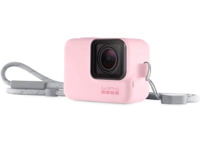 GoPro Sleeve and Lanyard - Hero7 Electric Pink