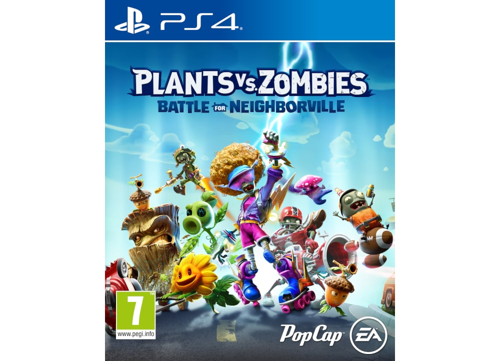 Plants vs. Zombies: Battle for Neighborville - PS4 Game