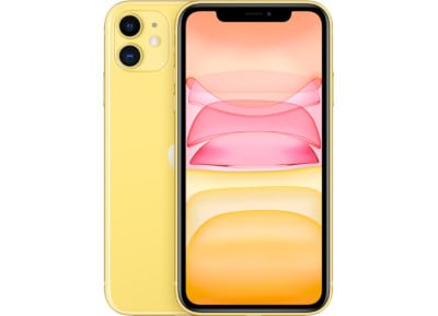 Apple iPhone 11 64GB Yellow 4G Smartphone