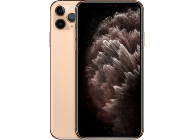 Apple iPhone 11 Pro Max 256GB Gold 4G Smartphone