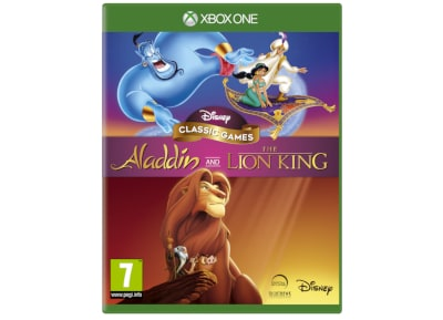 Disney Classic Games Aladdin and The Lion King – Xbox One Games
