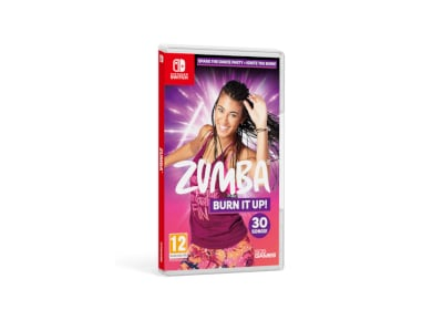 Zumba Burn It Up! - Nintendo Switch Game