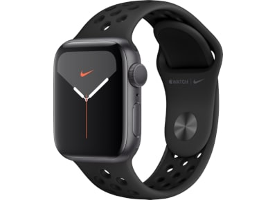 Apple Watch Nike Series 5 44mm Space Grey Aluminum Black Sport Band