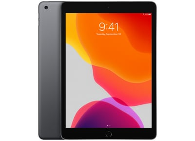 "Apple iPad 10.2"" (7th Gen) Tablet 32GB WiFi Space Gray (CY)"