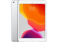 "Apple iPad 10.2"" (7th Gen) Tablet 128GB WiFi Silver"