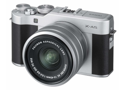 Φωτογραφική Fujifilm X-A5 15-45 mm Kit Silver - Black