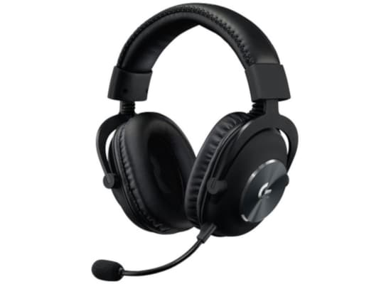 Gaming Headset LOGITECH G Pro Gaming Headset Black (981-000812)