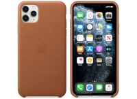 Θήκη iPhone 11 Pro Max - Apple Leather Case - Brown