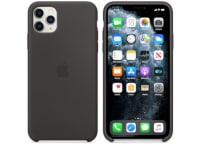 Θήκη iPhone 11 Pro Max - Apple Silicone Case -  Black