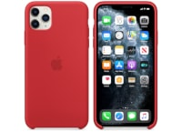 Θήκη iPhone 11 Pro Max - Apple Silicone Case - Red