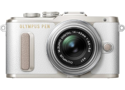 Mirrorless Camera Olympus E-PL8 Kit 14-42mm IIR - Λευκό