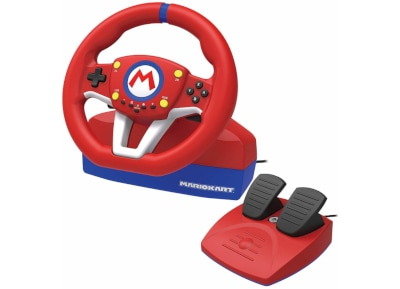 Mario Kart Racing Wheel Pro Mini για Nintendo Switch - Τιμονιέρα Nintendo Switch Κόκκινο