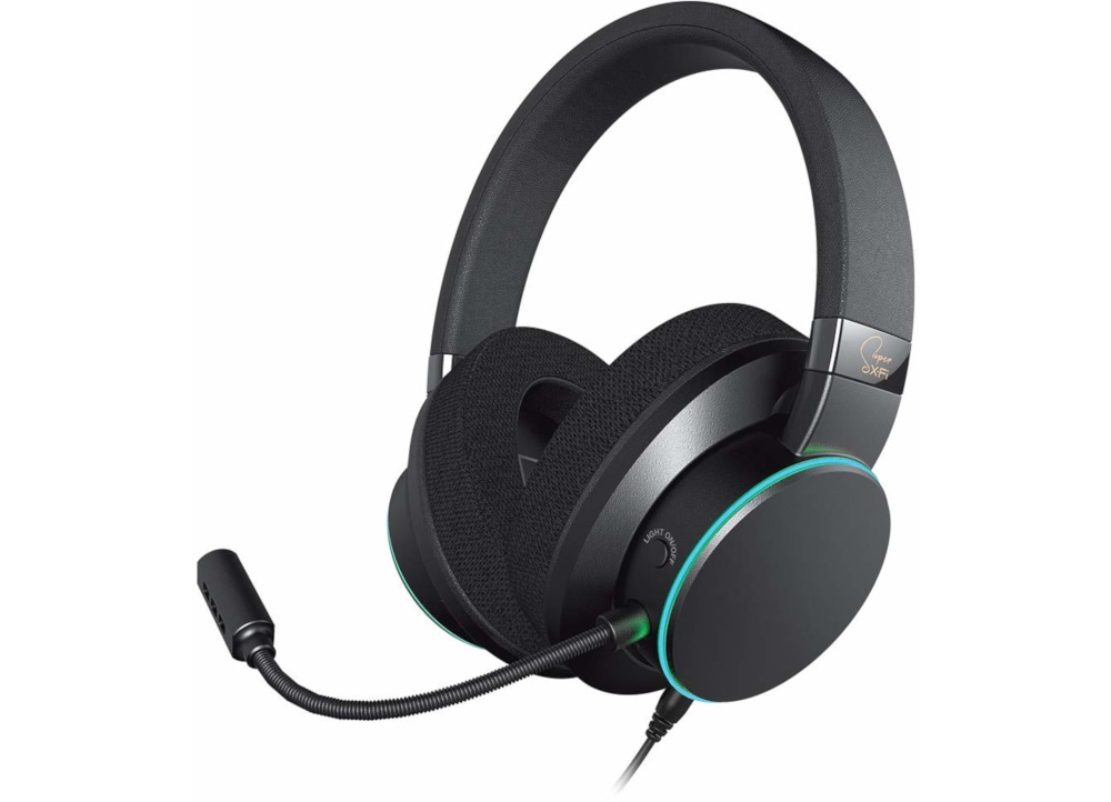 Creative Sxfi Air C - Wired Gaming Headset Μαύρο