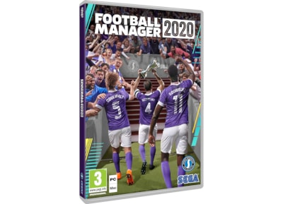 Football Manager 2020 - PC Game