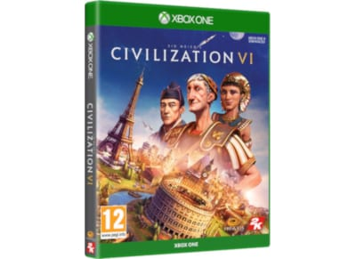 Sid Meier's Civilization VI – Xbox One Game