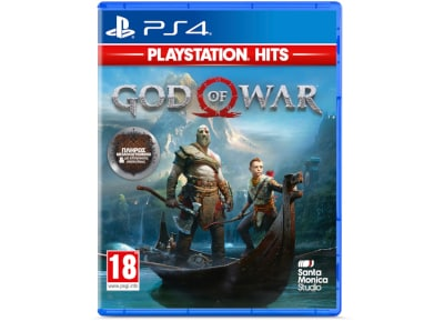 God of War Playstation Hits - PS4 Game