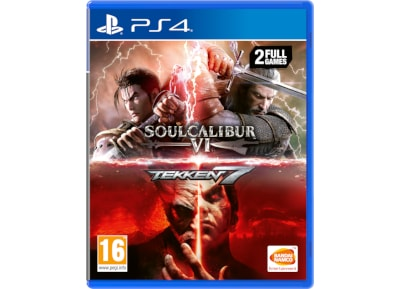 Tekken 7 & SoulCalibur VI – PS4 Game