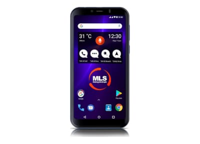 MLS Join 3G Dual Sim 16GB Smartphone - Μπλε