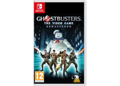 Ghostbusters : The Videogame Remastered – Nintendo Switch Game