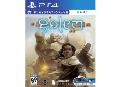 Golem – PS4/PSVR Game