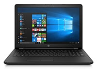 "Laptop HP Notebook 15.6"" (i3-5005U/4GB/256GB SSD/Intel HD) 15-bs121nv"