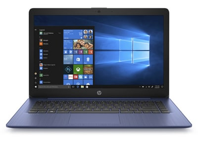 "Laptop HP 14"" Stream (A4-9120E/4GB/64GB/Radeon R3) 14-ds0005nv"
