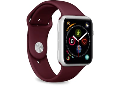 Apple Watch Band 42-44mm - Puro Bordeaux