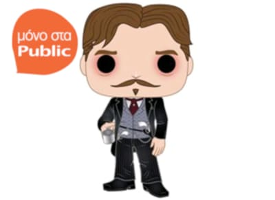 Φιγούρα Funko Pop! Movies - Tombstone - Doc Holiday with cup (Exclusive)