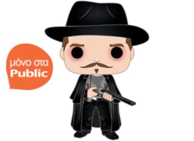 Φιγούρα Funko Pop! Movies - Tombstone - Doc Holiday Standoff (Exclusive)