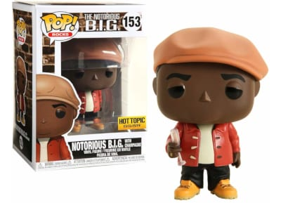 Φιγούρα Funko Pop! Rocks - Notorious B.I.G With Champagne