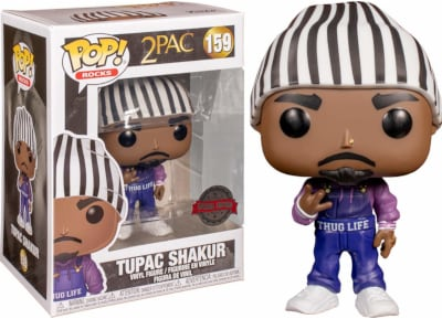 Φιγούρα Funko Pop! Rocks - Tu Pac Shakur
