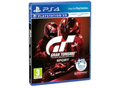 Gran Turismo Sport Spec II - PS4 Game