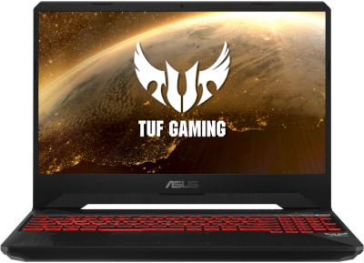 "Laptop Asus Gaming TUF 15.6"" (i7-8750H/8GB/1 TB & 128GB SSD/GTX 1060 6GB) FX505GM-BN091T"