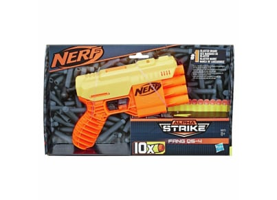 Εκτοξευτής Nerf Alpha Strike Fang QS 4