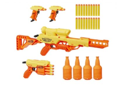Εκτοξευτής Nerf Alpha Strike Battalion Set
