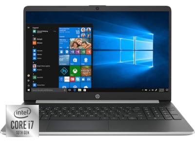 "Laptop HP 15.6"" (Intel® Core™ i7-1065G7/12GB/512GB SSD/Intel UHD) 15s-fq1008nv"