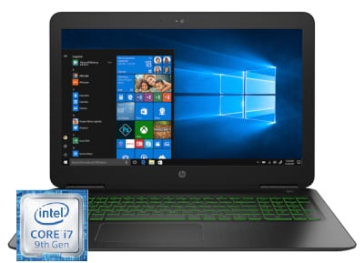 "Laptop HP Pavilion Gaming 15.6"" (Intel® Core™ i7-9750H/8GB/512GB SSD/NVIDIA GTX 1650 4GB) 15-bc507nv"
