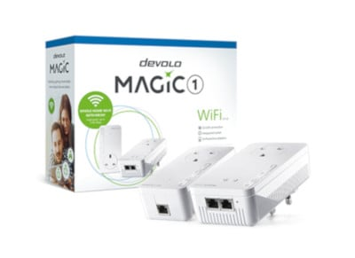 Powerline Devolo 8361 Magic 1 Starter Kit WiFi - 1200Mbps