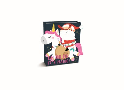 Gift Bag Medium Unicorn