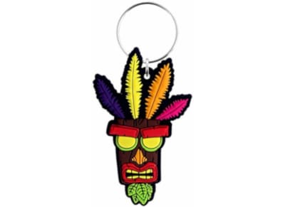 Μπρελόκ Pyramid Crash Bandicoot - Keychain - Aku Aku