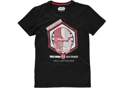 T-Shirt - Difuzed - Star Wars - Episode IX Graphic -  Μαύρο L