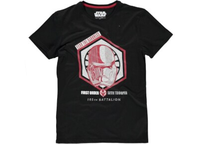 T-Shirt - Difuzed - Star Wars - Episode IX Graphic -  Μαύρο M