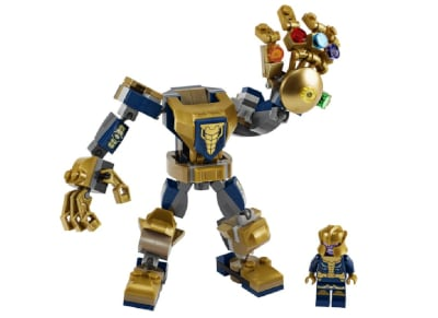 LEGO® Super Heroes Thanos Mech