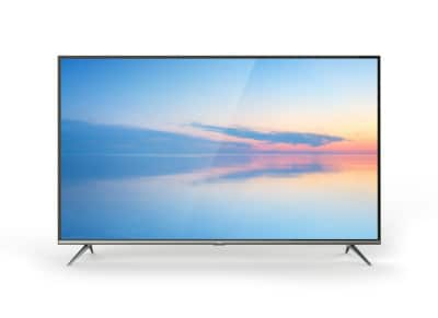 "Τηλεόραση TCL 55"" Smart LED Ultra HD HDR 55EP640"