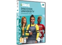 The Sims 4 Back to University - Expansion Pack - PC Game