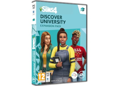 The Sims 4 Back to University – Expansion Pack – PC Game