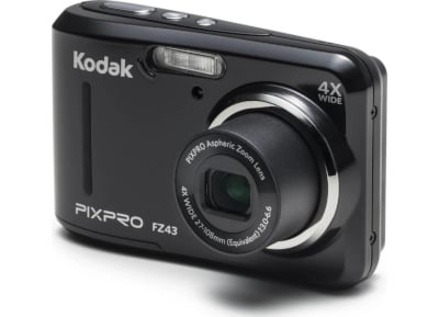 Digital Compact Camera Kodak FZ43 Easy Zoom
